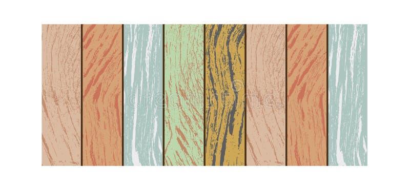 Teture de madeira do fundo fotografia de stock royalty free