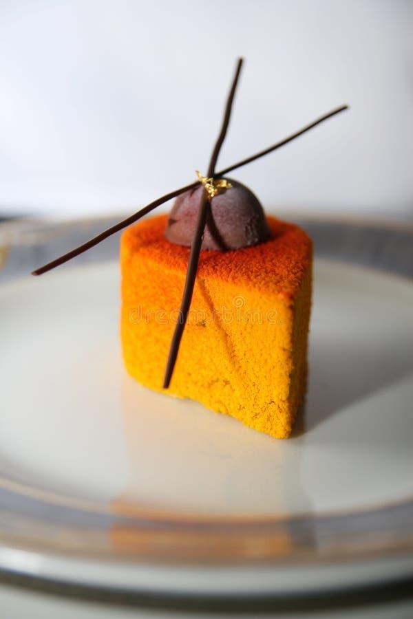 Teurer Kuchen stockfotos