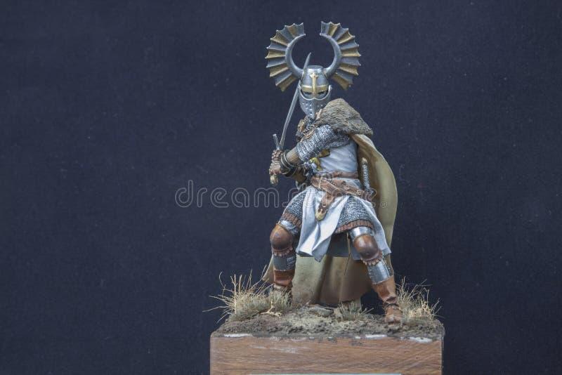 Teutonic Ritter stockbild