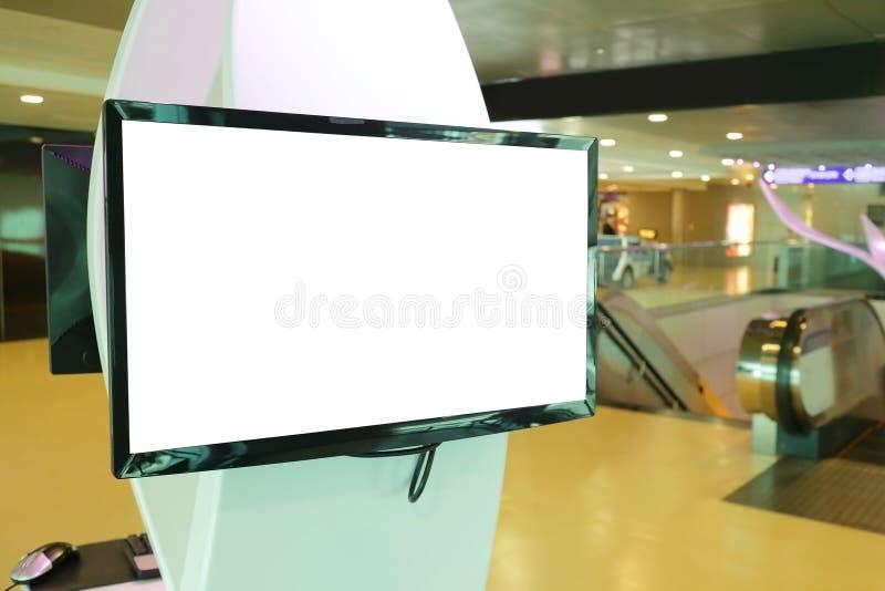 TEVÊ DO LCD fotografia de stock royalty free