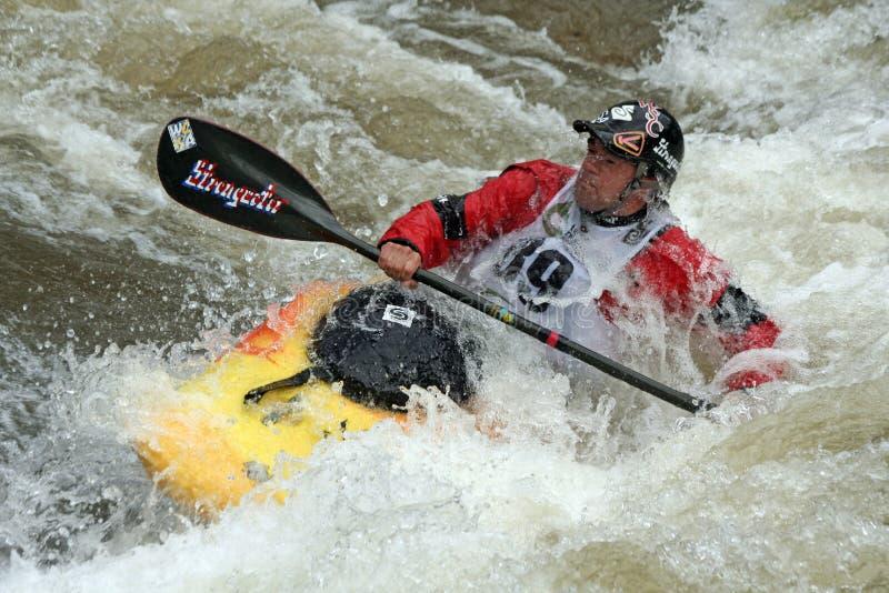 Teva Mt. Games 2011 - Freestyle Kayaking Editorial Photo