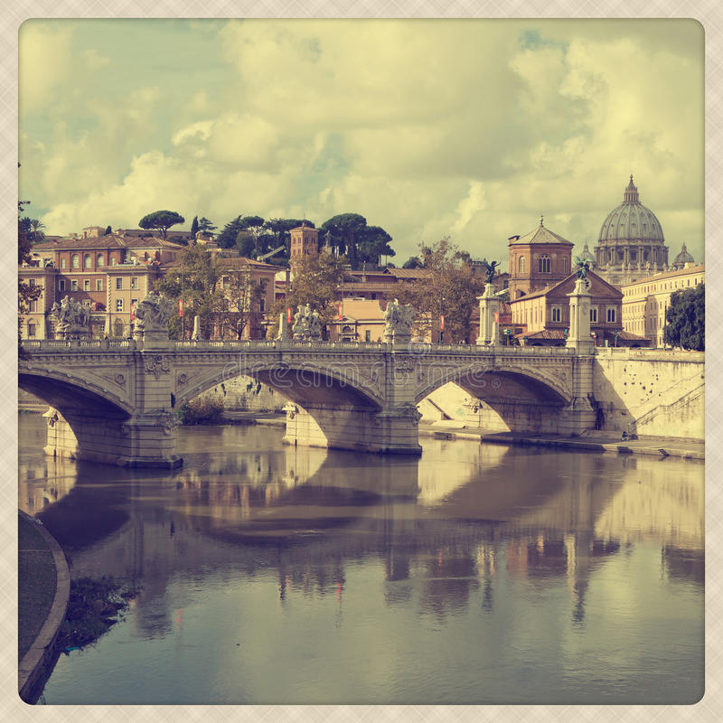 Tevere photo stock