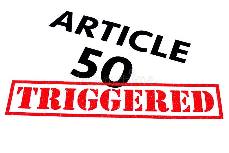 TEWEEGGEBRACHT ARTIKEL 50 royalty-vrije stock afbeeldingen