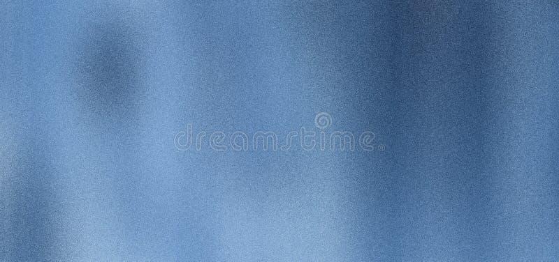 Tex de plata brillante del fondo del brillo de la chispa de la luz azul del extracto imagenes de archivo