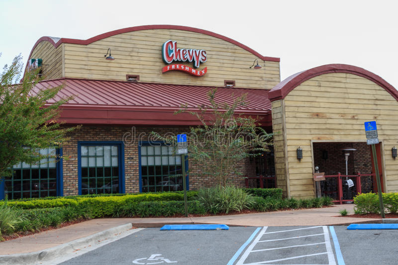 Tex Mex Restaurant de Chevy fotografía de archivo libre de regalías