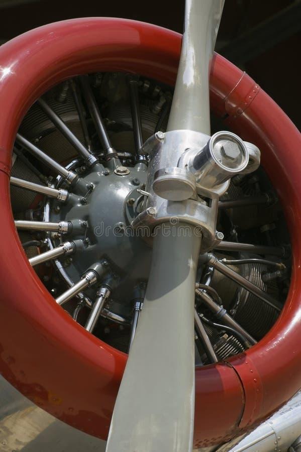 texan пропеллера 6 двигателей стоковые фотографии rf