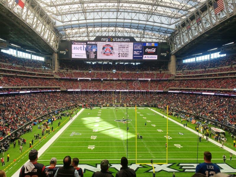 Texansslutspel arkivbilder