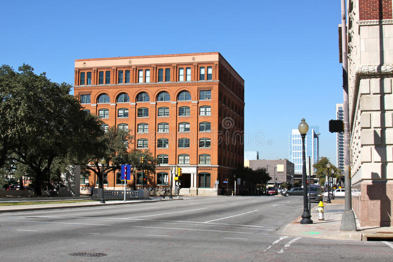 Texas Book Depository images libres de droits