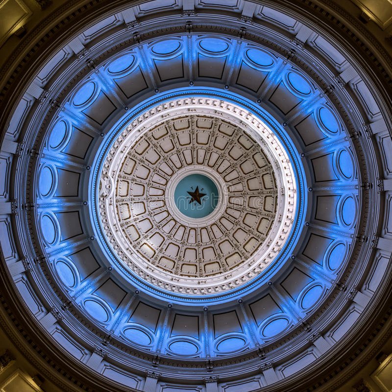 Texas Capital Dome 2 photo stock