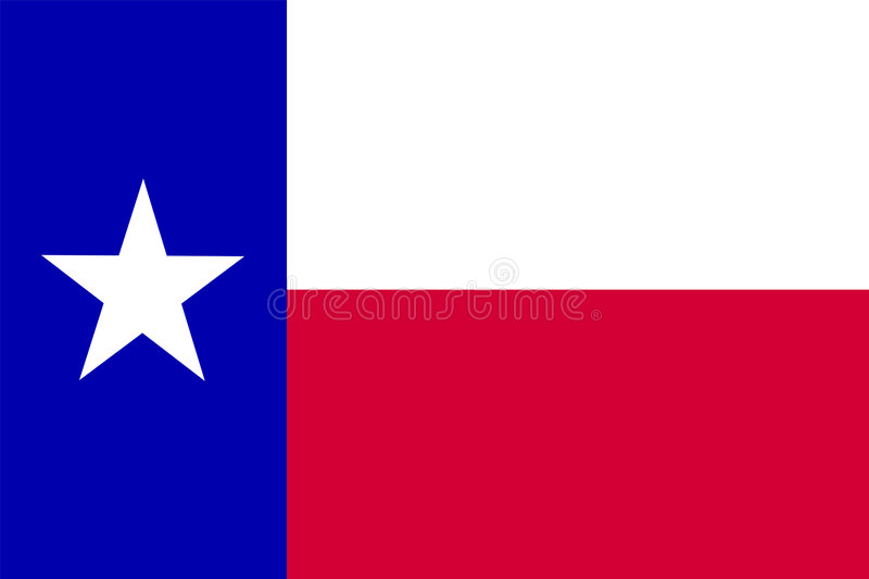 Texas Flag. The flag of Republic of Texas