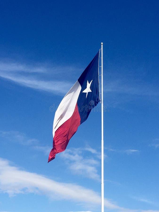 Texas Flag stock foto