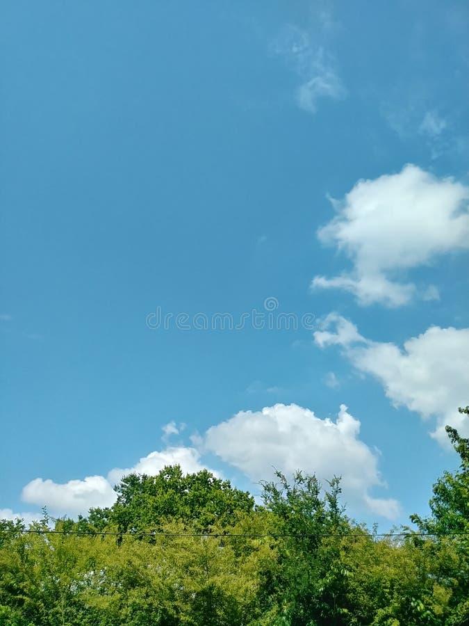 Texas-Himmel lizenzfreies stockfoto