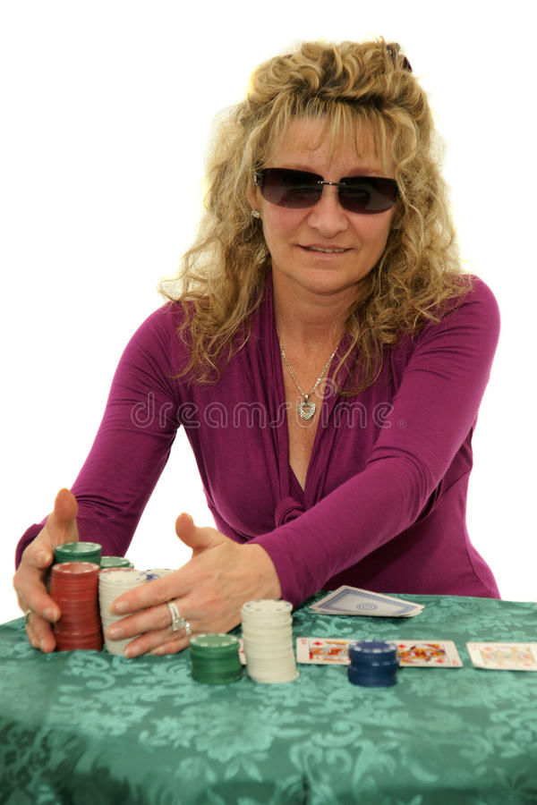 Texas Hold Um royalty free stock photography
