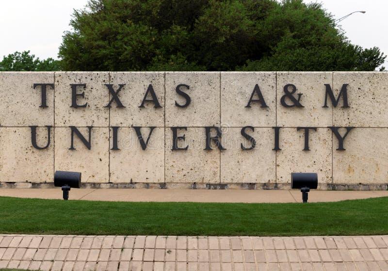 Download Texas A&M University imagem de stock editorial. Imagem de football - 65576124