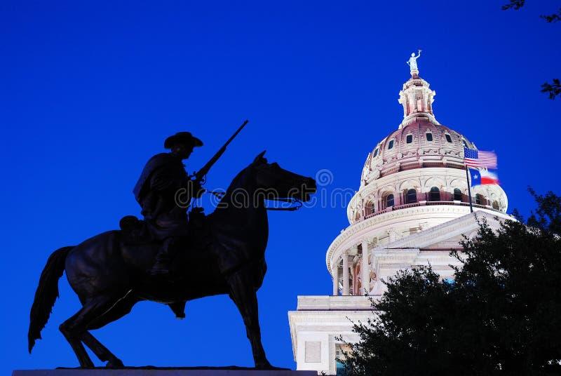 Texas Ranger Memorial images libres de droits