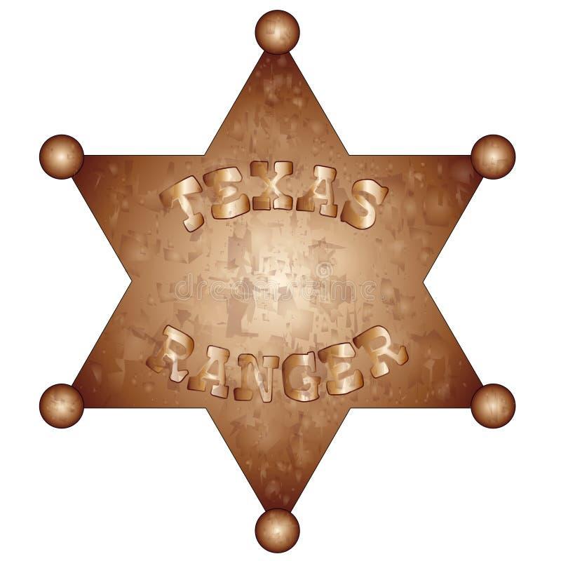 Texas Rangers illustration libre de droits