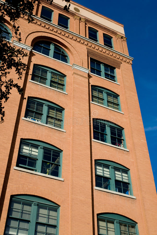 Texas School Book Depository stock image