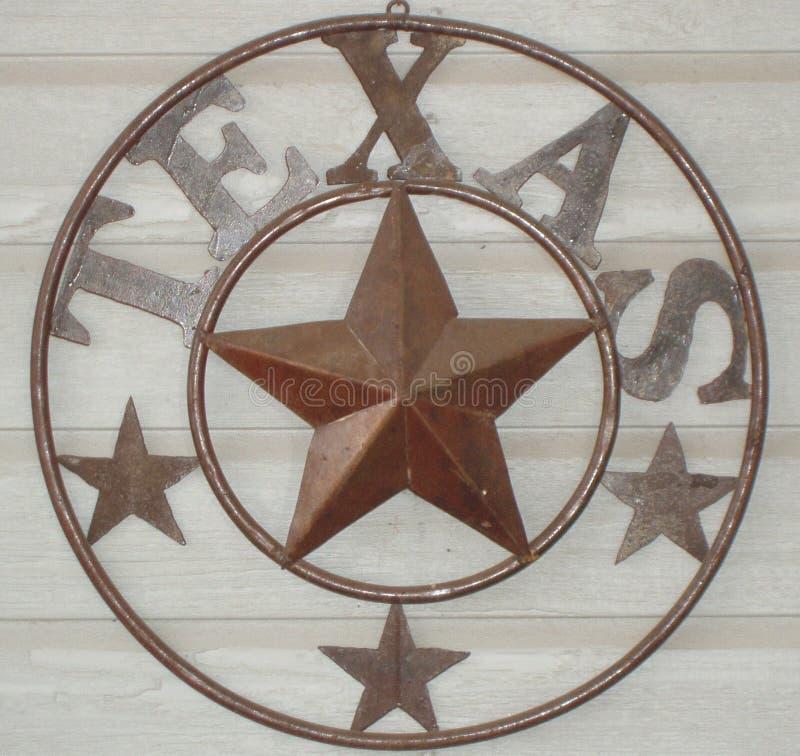 Texas Star photographie stock