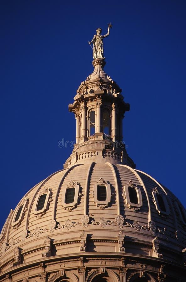 Texas State Capital stock photo