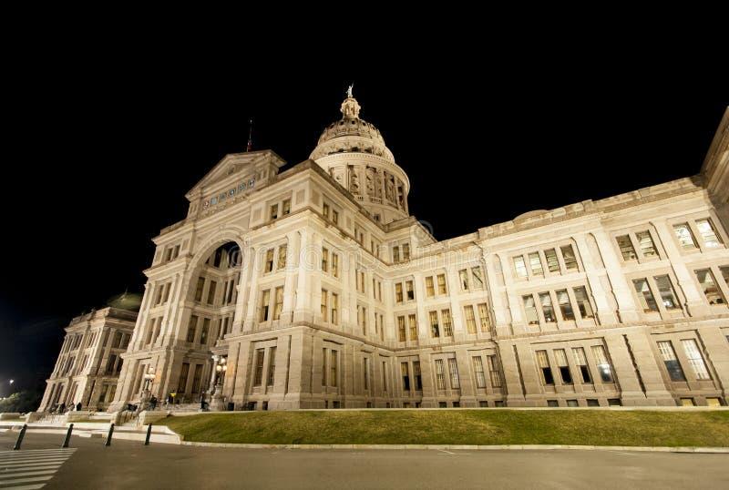 Texas State Capitol, Austin del centro, il Texas fotografia stock