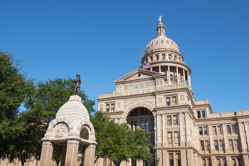 Texas State Capitol, Austin, Texas, EUA foto de stock