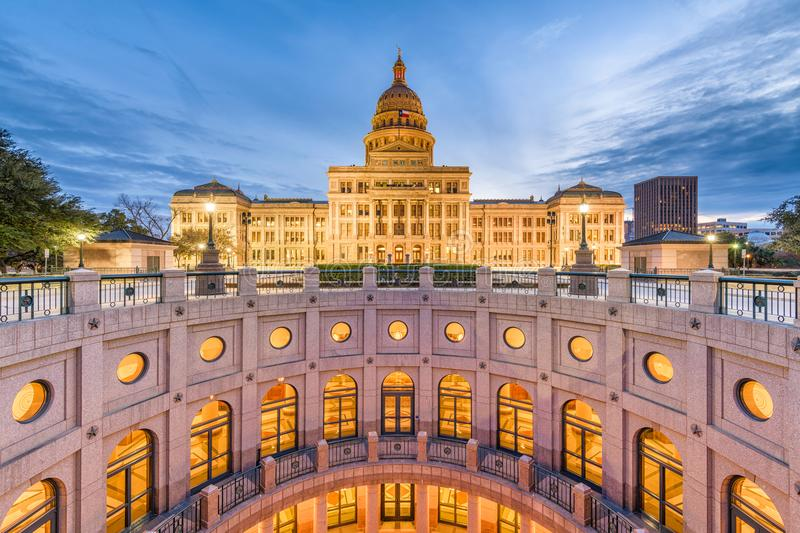 Texas State Capitol stock photos