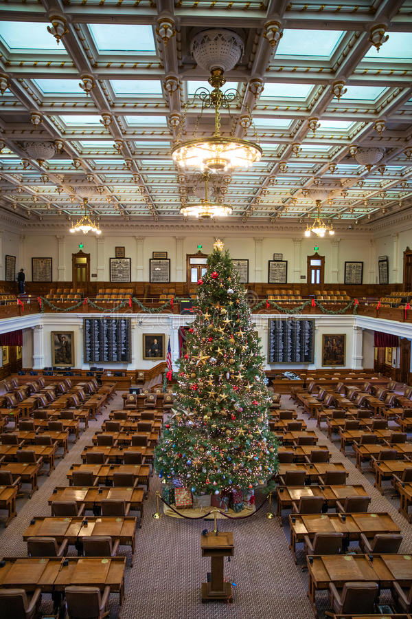 Texas State house of representatives royalty free stock image