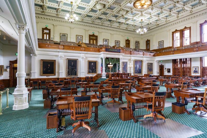 Texas State Senate fotos de stock