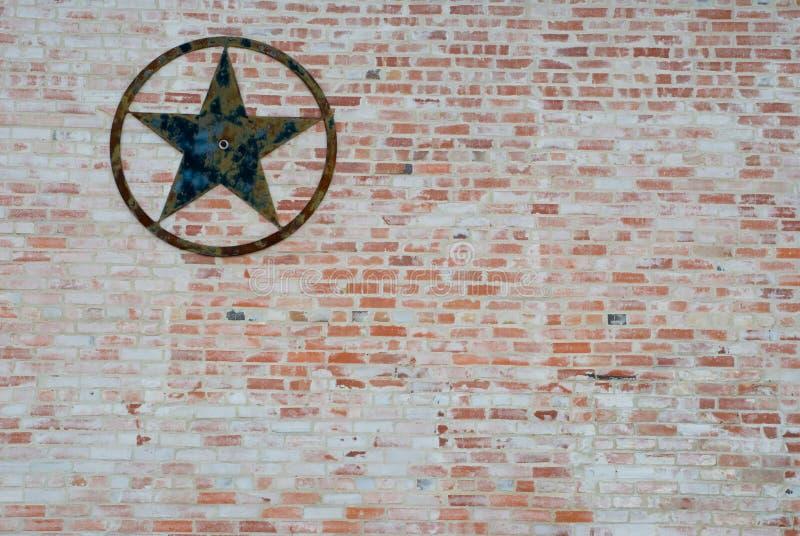 Texas Theme Background stock photography