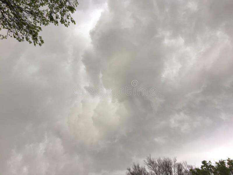 Texas Thunderstorm fotos de stock royalty free