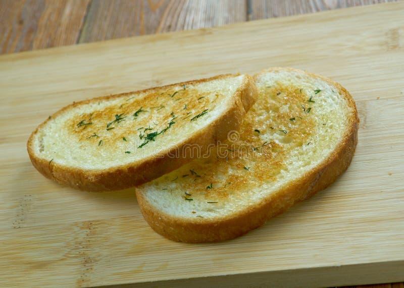 Texas Toast fotografia stock