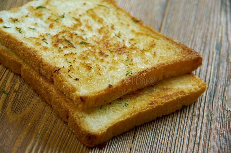 Texas Toast fotografie stock libere da diritti