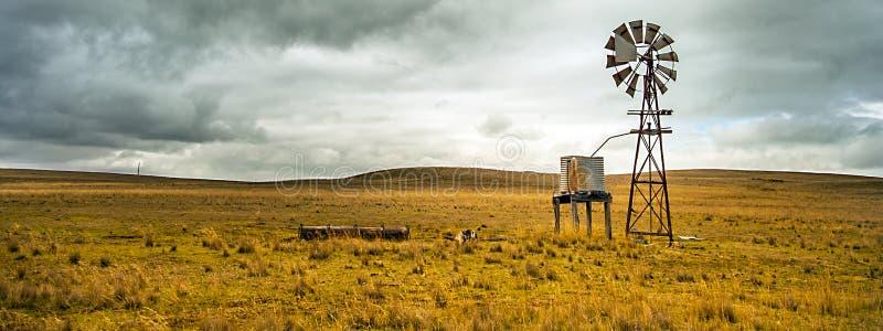 Texas Wheel en el interior en Tumut Australia imagen de archivo libre de regalías