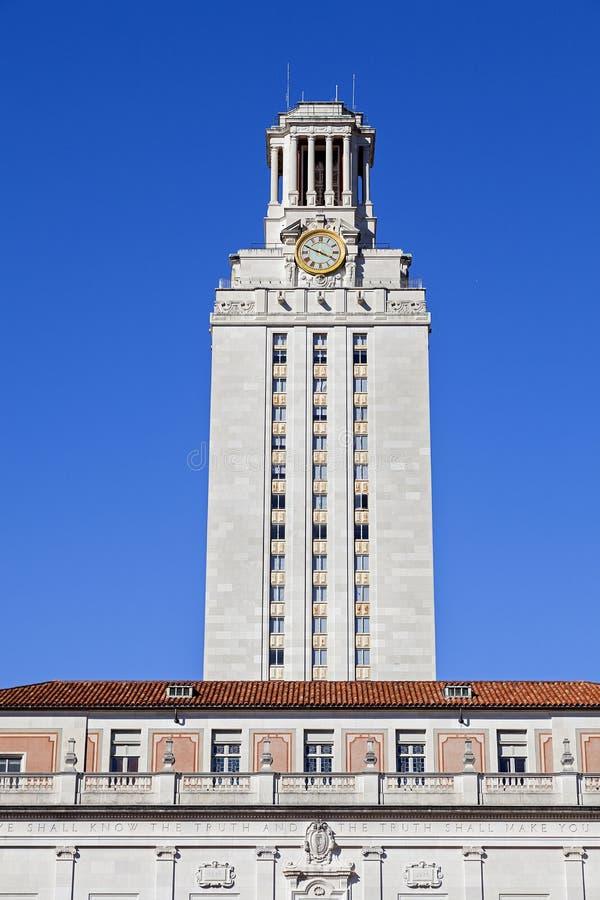 Texasuniversitetet på Austin arkivfoton