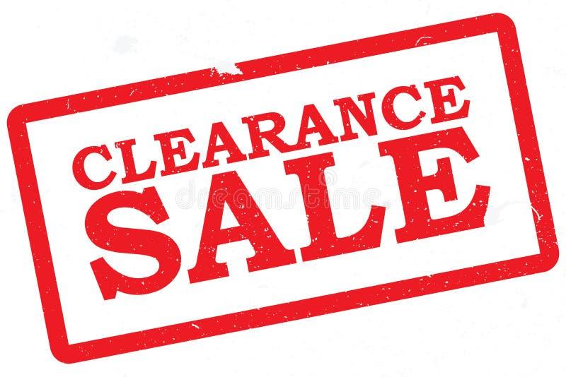 Clearance Sale vector illustration