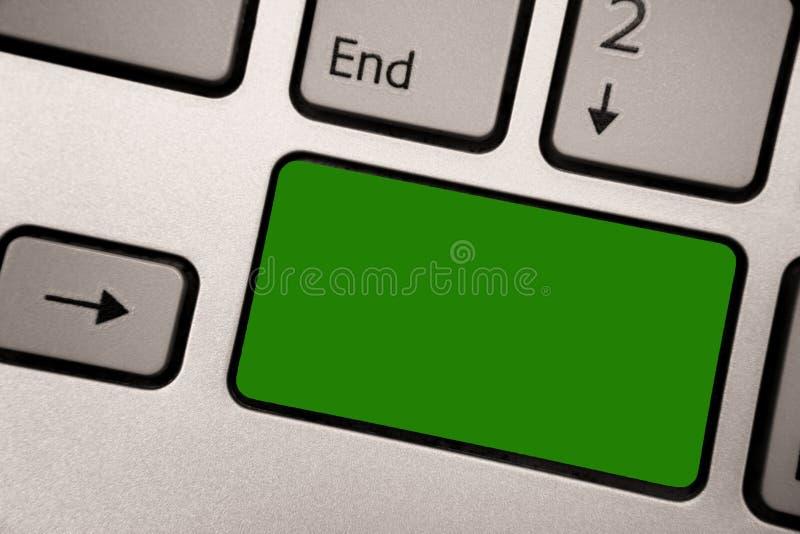 Text för utrymme för kopia för mall för designaffärsidé tom för avsikt för gräsplan för annonswebsitetangentbord nyckel- att skap arkivbild
