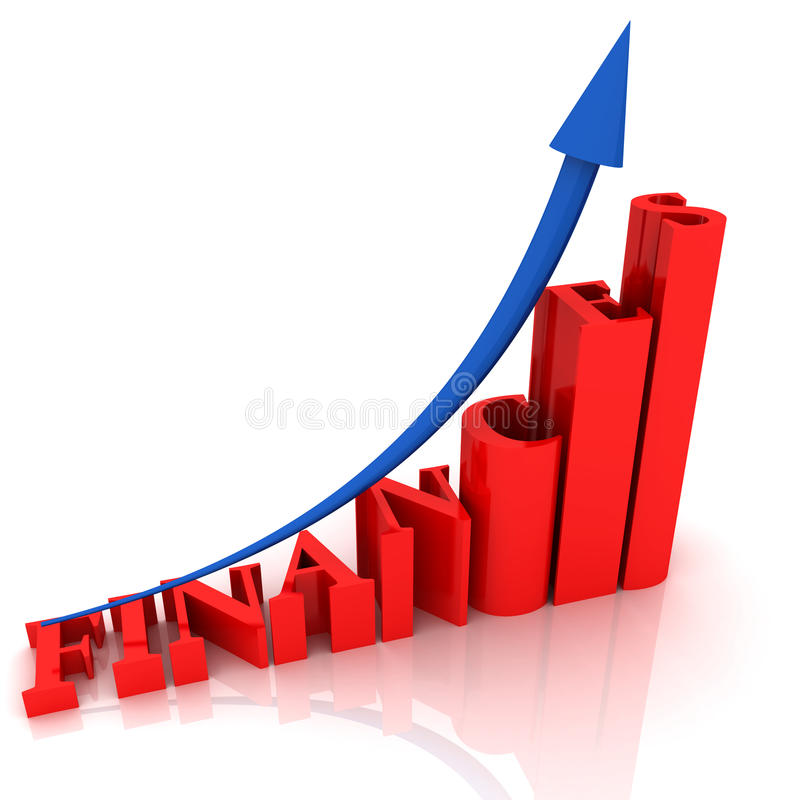 Download Text FINANCES stock illustration. Image of analyzing - 14011590