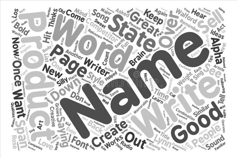 Text-Hintergrund-Wort-Wolken-Konzept stock abbildung