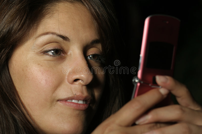 Download Text Messaging stock image. Image of latin, hispanic, connected - 1209349