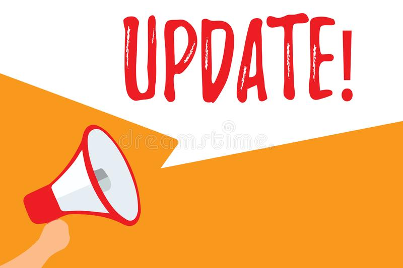 Important News Updates Stock Illustrations – 45 Important News Updates  Stock Illustrations, Vectors & Clipart - Dreamstime