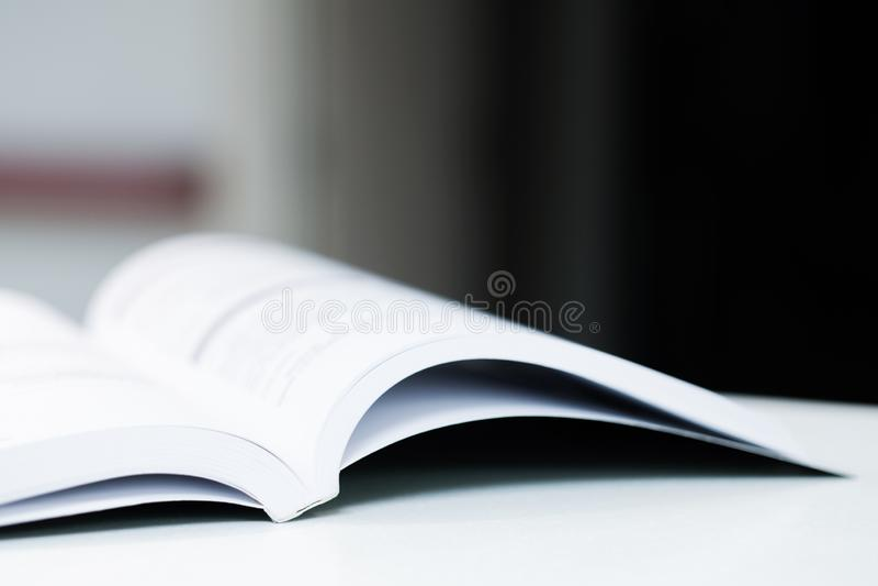 Textbok royaltyfria foton