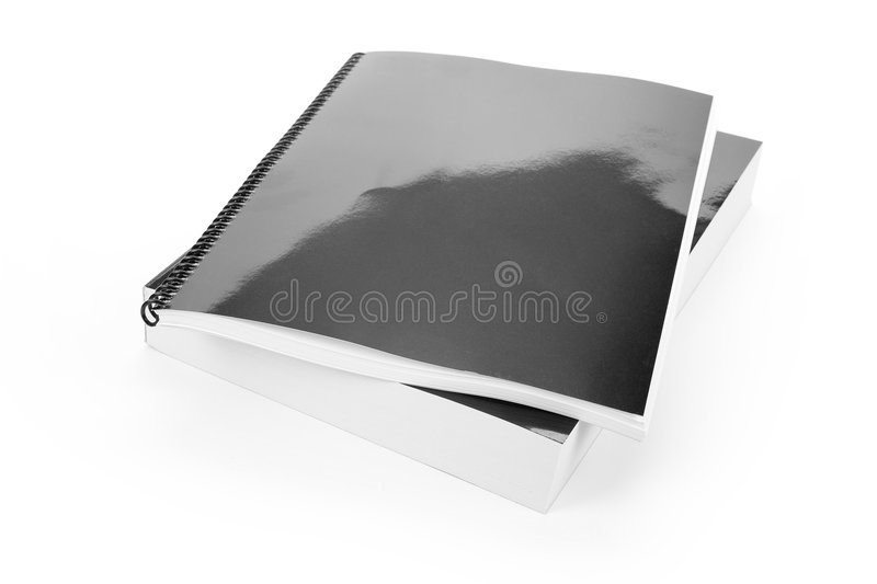Textbook. A textbook close up shot royalty free stock images
