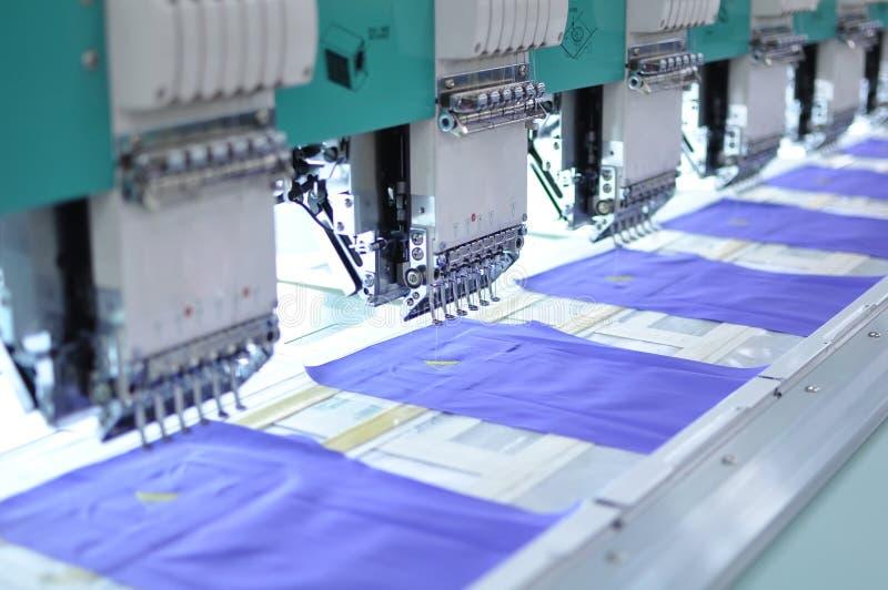 Textiel apparatuur royalty-vrije stock fotografie