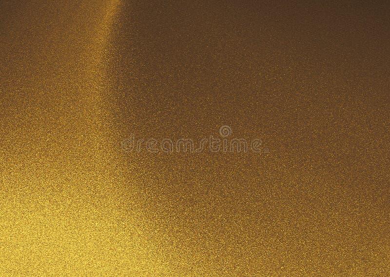 Textil-Goldoberfläche Vollbild stockfotos