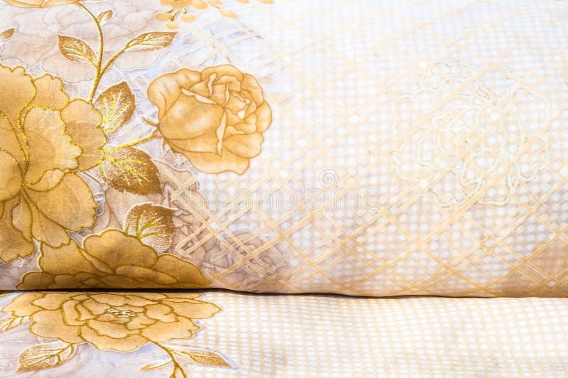 Textildesign royaltyfri fotografi