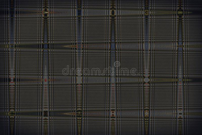 Textile d'échantillon, surface grenue de tissu pour la couverture de livre, élément de toile de conception, texture grunge photographie stock libre de droits