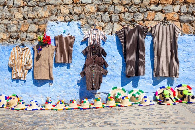 Textile marocain traditionnel photos stock