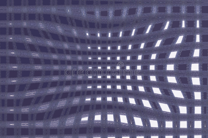 Textile pattern. Manipulated textile pattern royalty free stock photo