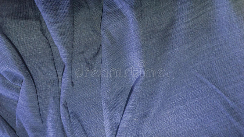 Textile sample. Close up from jersey made from cotton royalty free stock image