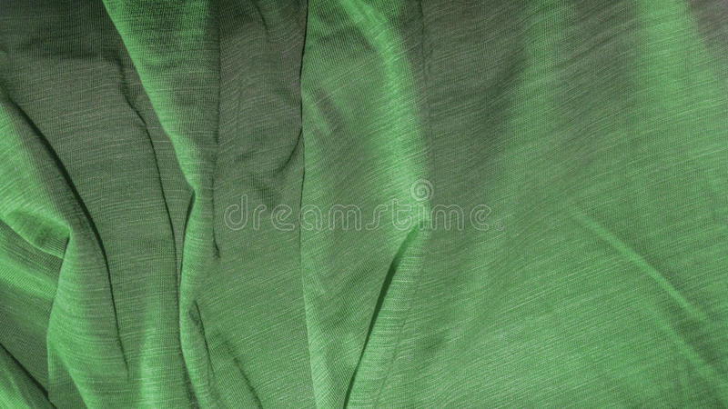 Textile sample. Close up from jersey made from cotton stock image